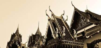 Letenky Bangkok