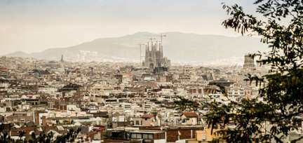 letecky do Barcelony