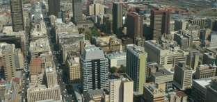 Letenky do Johannesburgu