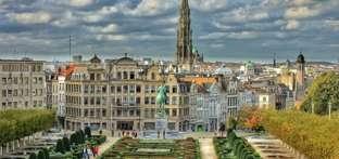 letenky do Bruselu