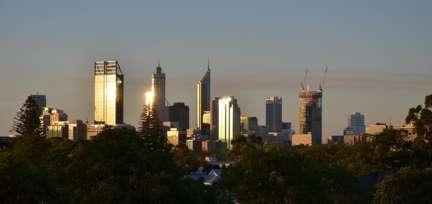 Letenky do Perthu