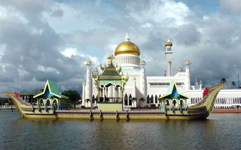 Letenky Brunej