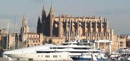 Letenky Palma de Mallorca